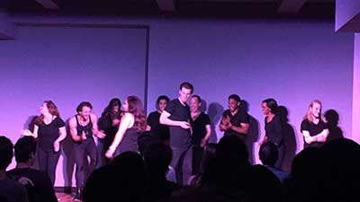 Improv Team NYFA Fall A 2015